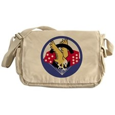 Army-506th-Infantry-Para-Dice-Patch- Messenger Bag