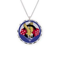 Army-506th-Infantry-Para-Dic Necklace
