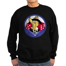 Army-506th-Infantry-Para-Dice-Pa Sweatshirt