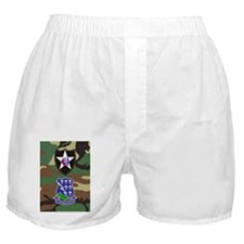 Army-506th-Infantry-2nd-Infantry-Div- Boxer Shorts