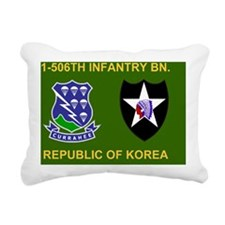 2-Army-506th-Infantry-2n Rectangular Canvas Pillow
