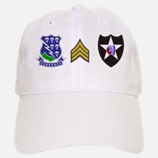 Army-506th-Infantry-2nd-Infantry-Div-SGT-Mu Baseball Baseball Cap