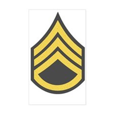 Army-SSG-Gold-Green-Fancy Decal