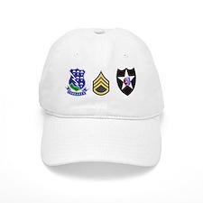 Army-506th-Infantry-2nd-Infantry-Div-SSG-Mu Baseball Cap