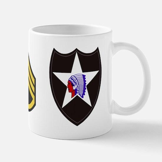 Army-506th-Infantry-2nd-Infantry-Div-SS Mug