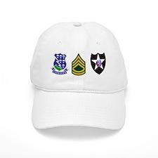 Army-506th-Infantry-2nd-Infantry-Div-SFC-Mu Baseball Cap