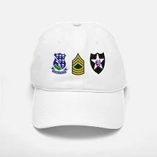Army-506th-Infantry-2nd-Infantry-Div-MSG-Mu Baseball Baseball Cap