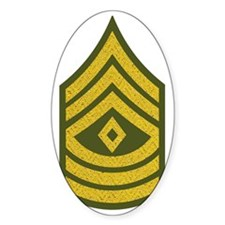 2-Army-1SG-Gold-Green-Fancy Decal