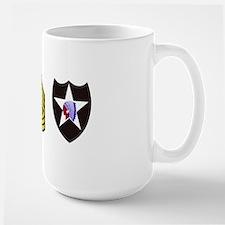 Army-506th-Infantry-2nd-Infantry-Div-CS Mug