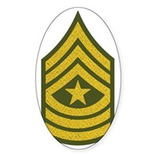 Army-SGM-Gold-Green-Fancy Decal