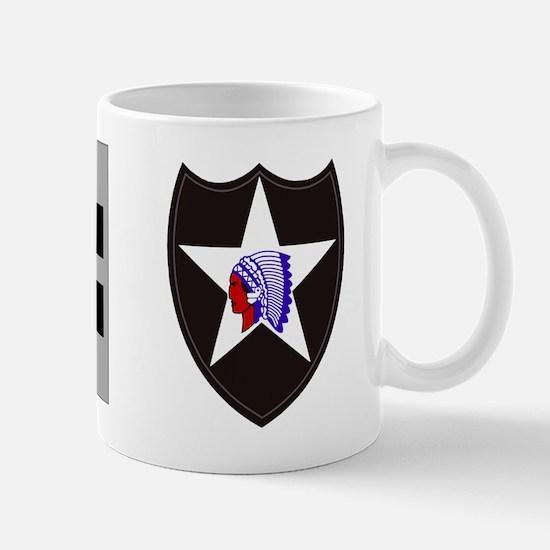 Army-506th-Infantry-2nd-Infantry-Div-CW Mug