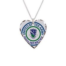 Army-506th-Infantry-Roundel-A Necklace