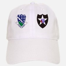 2-Army-506th-Infantry-2nd-Infantry-Div-Mug Baseball Baseball Cap