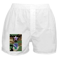 2-Army-506th-Infantry-2nd-Infantry-Di Boxer Shorts