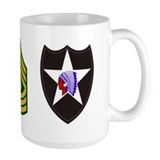 2-Army-506th-Infantry-2nd-Infantry-Div- Mug