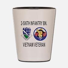4-Army-506th-Infantry-2-506th-Vietnam-V Shot Glass