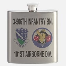 2-Army-506th-Infantry-3-506th-101st-Airborne Flask