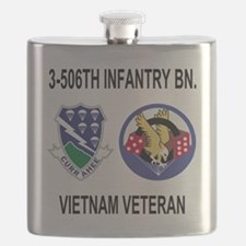 4-Army-506th-Infantry-3-506th-Vietnam-Vetera Flask