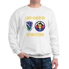 4-Army-506th-Infantry-1-506th-Vietnam-V Sweatshirt