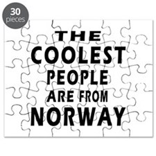 The Coolest Norway Designs Puzzle