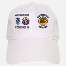 4-Army-506th-Infantry-3-506th-Shock-Force-Vie Baseball Baseball Cap