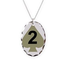 Army-506th-PIR-2nd-Bn-Spade-Vi Necklace