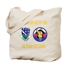 3-Army-506th-Infantry-3-506th-Vietnam-Vet Tote Bag