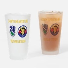 3-Army-506th-Infantry-3-506th-Vietn Drinking Glass