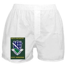 Army-506th-Infantry-Currahee-Magnet-2 Boxer Shorts
