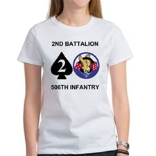 Army-506th-Infantry-2nd-Bn-Shirt-B Tee