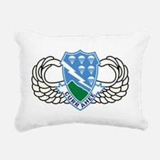 2-Army-506th-Infantry-Re Rectangular Canvas Pillow