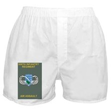 3-Army-506th-Infantry-Currahee-Wings- Boxer Shorts