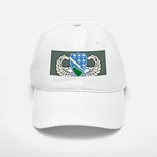 Army-506th-Infantry-Currahee-Wings-Magnet Baseball Baseball Cap