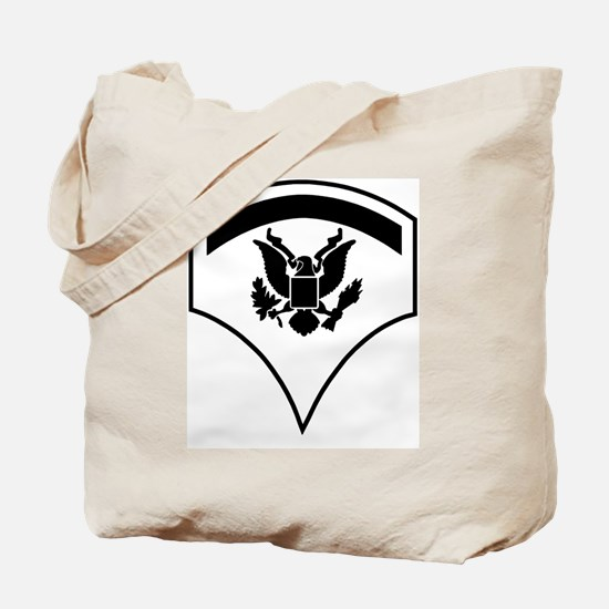 Army-SP5-Subdued Tote Bag