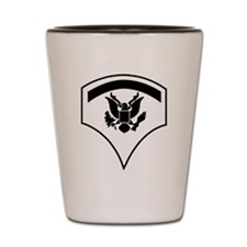 Army-SP5-Subdued Shot Glass