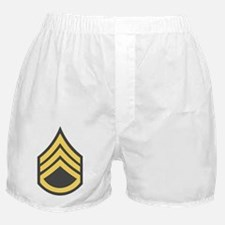 Army-SSG-Green Boxer Shorts