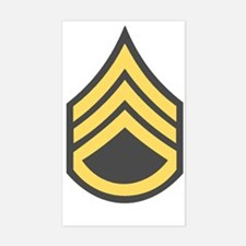 Army-SSG-Green Decal