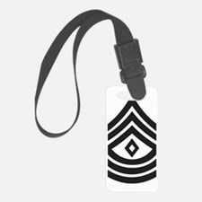 Army-1SG-Subdued Luggage Tag