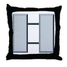Capt-X-Bonnie Throw Pillow
