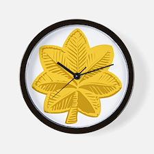MAJ-Metal Wall Clock