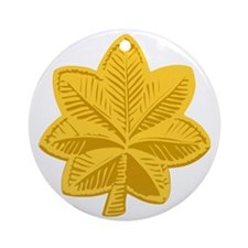 MAJ-Metal Round Ornament