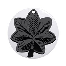 LtCol-Subdued Round Ornament