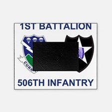Army-506th-Infantry-Bn1-2nd-Infantry Picture Frame