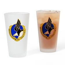 Army-101st-Airborne-Div-DUI-Bonnie Drinking Glass