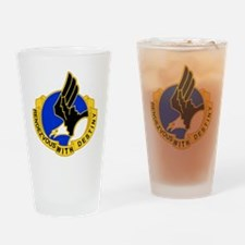 Army-101st-Airborne-Div-DUI-Bonnie Drinking Glass