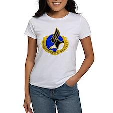 Army-101st-Airborne-Div-DUI-Bonnie Tee