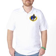 Army-101st-Airborne-Div-DUI-Bonnie T-Shirt
