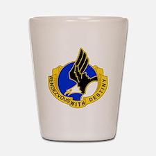 Army-101st-Airborne-Div-DUI-Bonnie Shot Glass
