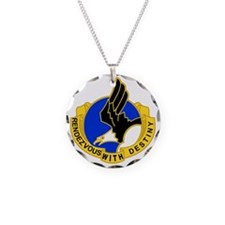 Army-101st-Airborne-Div-DUI- Necklace