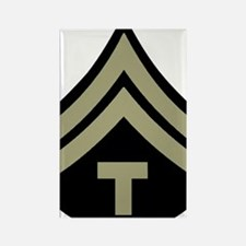 Army-WWII-T5-Four-Inches Rectangle Magnet